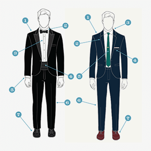 Cracking the Code - Common Dress Codes Decoded