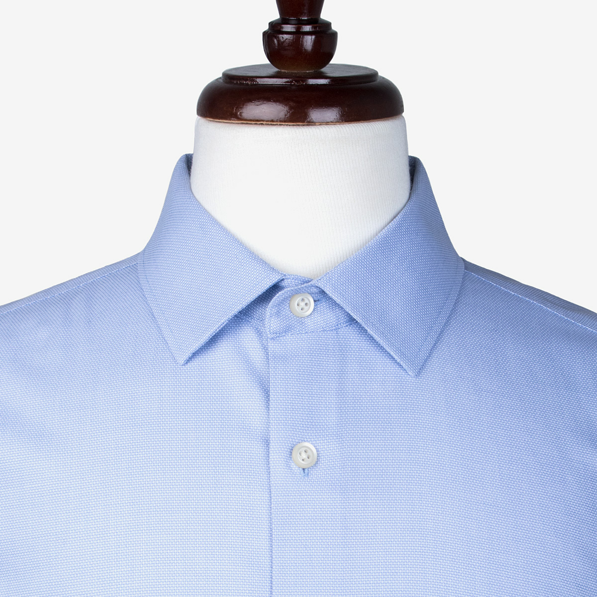 Shirt Collar Guide - A Visual Guide to 6 Common Collars