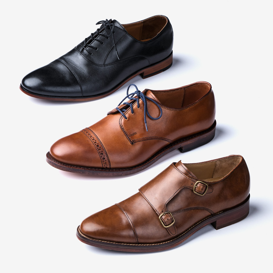 Dress Shoe Guide - Classic Styles and Types